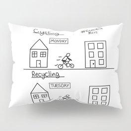 Recycling Pillow Sham