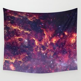 Star Field in Deep Space Wall Tapestry