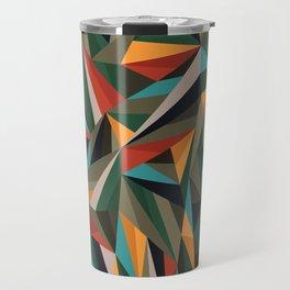 Sliced Fragments II Travel Mug