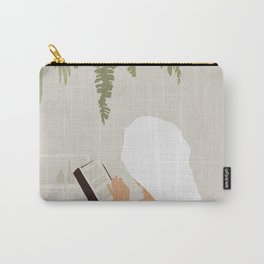 Relaxing bath Carry-All Pouch