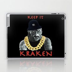 KEEP IT KRAKEN Laptop & iPad Skin