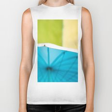 Summer Umbrella Biker Tank
