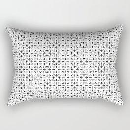Arrows Pattern Bright Rectangular Pillow