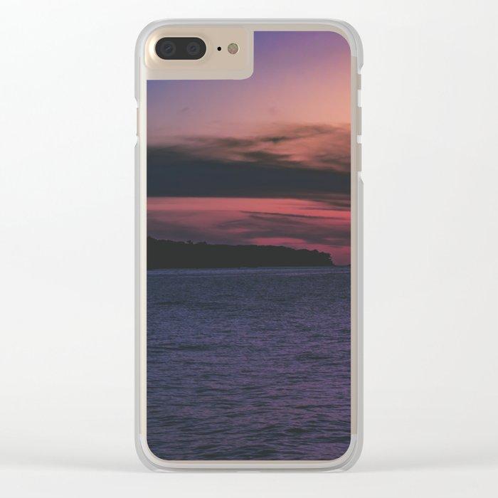 The Return Clear iPhone Case