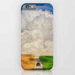 Village paint colors iPhone Case