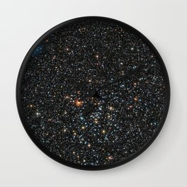 Star Cluster IC 4651 Wall Clock