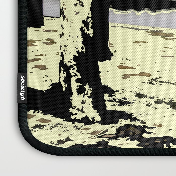 A Pleasant Day Laptop Sleeve