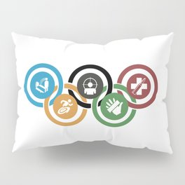 Zombie rings! Pillow Sham