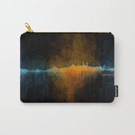 Istanbul City Skyline Hq v4 Carry-All Pouch