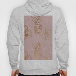 Gold Tropical Hoody