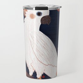 cockatoo Travel Mug