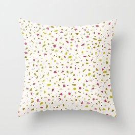 Terrazzo AFE_T2019_S3_17 Throw Pillow