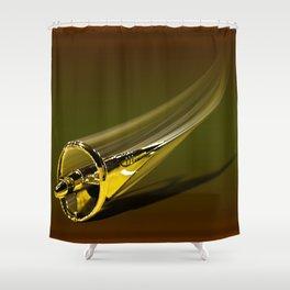 Looking Ahead Shower Curtain