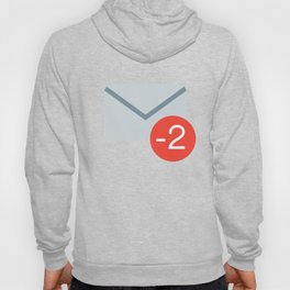 Unsociable - Minus Two Message Notifications Hoody