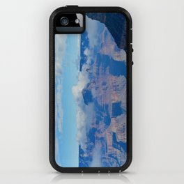 morning clouds forming iPhone Case