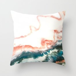 Balos Abstract Painting Throw Pillow