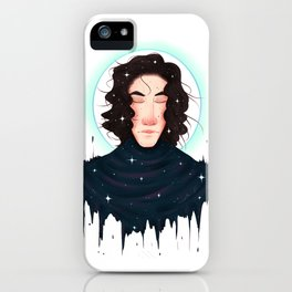 Born of Stars iPhone Case