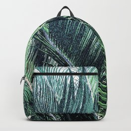 Palm Fronds Backpack