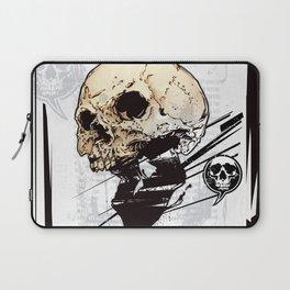 Skull 001 Laptop Sleeve