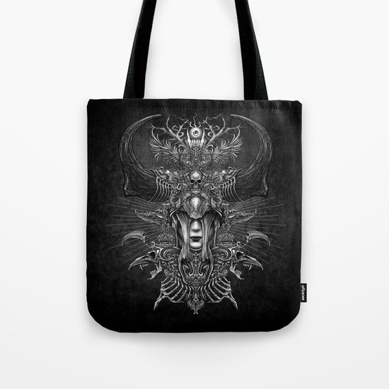 Winya No. 80 Tote Bag