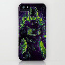 Future Halo iPhone Case