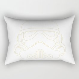 The trooper Rectangular Pillow