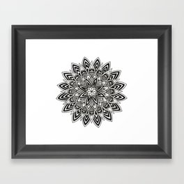 We all the same and different Framed Art Print