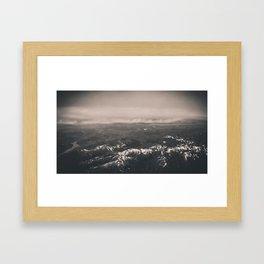 The Alps 2 Framed Art Print