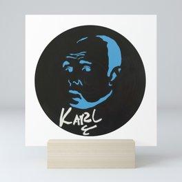 Karl Pilkington Mini Art Print