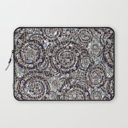 Year of the Snake mosaic Laptop Sleeve