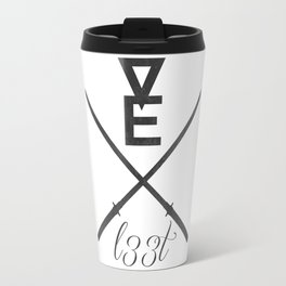 Vexl33t logo Travel Mug