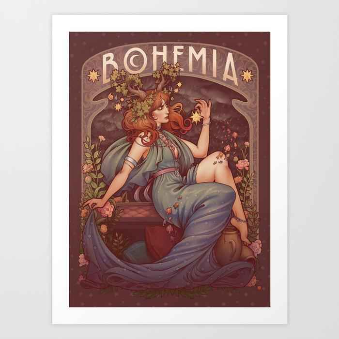 BOHEMIA Kunstdrucke