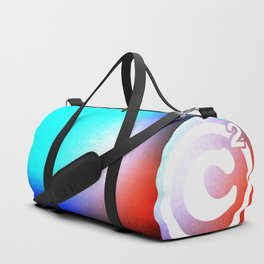 Something in my eyes. Duffle Bag