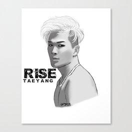 Taeyang RISE Canvas Print