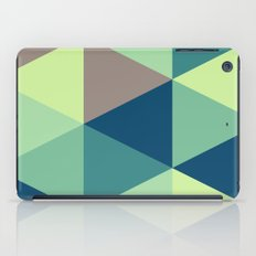 I spy triangles iPad Case