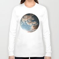 heaven Long Sleeve T-shirts featuring Heaven by Sofia_Katsikadi
