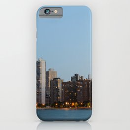 Chicago Highrises iPhone Case