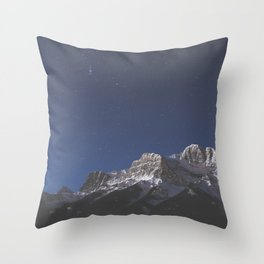 Canmore Throw Pillow