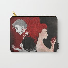 Hades and Persephone Carry-All Pouch