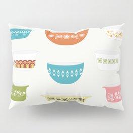 Vintage Pyrex Pillow Sham