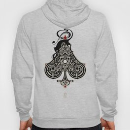 Ace of Spades - No.17 Playing Cards Hoody