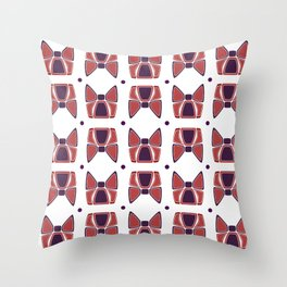 Something with Wings Throw Pillow