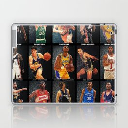 Basketball Legends Laptop & iPad Skin
