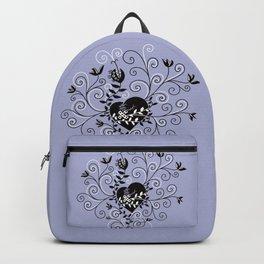 Mended Broken Heart Backpack