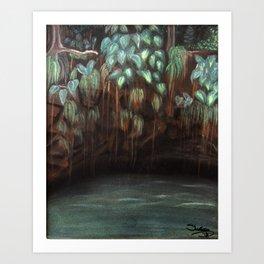 Annadalle Art Print