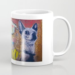 Cisco's Thought of Discontent  Coffee Mug