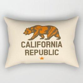 California Republic Rectangular Pillow