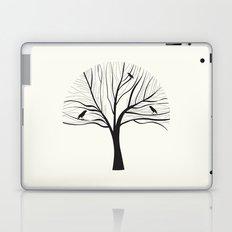 bird tree Laptop & iPad Skin