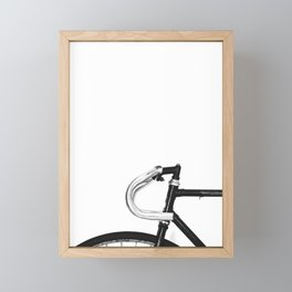 Bicycle Framed Mini Art Print