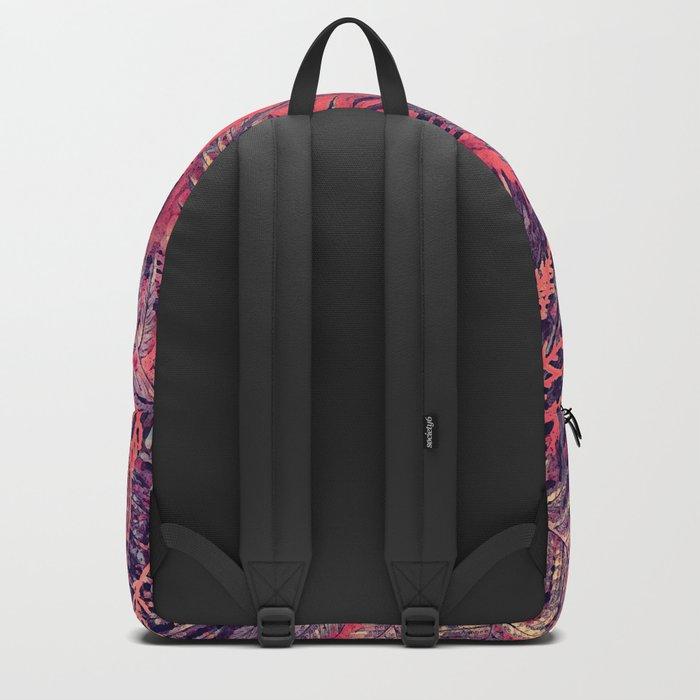 flowers 16 Backpack